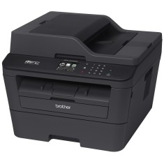 Impressora Multifuncional Brother MFC-L2740DW Laser Preto e Branco Sem Fio