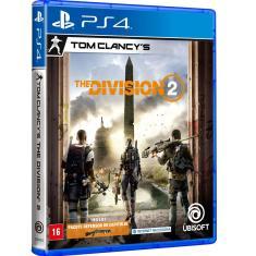 Jogo Tom Clancy's The Division 2 PS4 Ubisoft