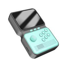 Imagem de EVERY- - Mini console de jogos portátil retrô clássico de 16 bits portátil de 8,8 cm