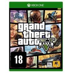 Imagem de Jogo Grand Theft Auto V Xbox One Rockstar