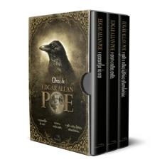 Box - Edgar Allan Poe: Histórias Extraordinárias - Vol 3 - Poe, Edgar Allan -  9788584422807