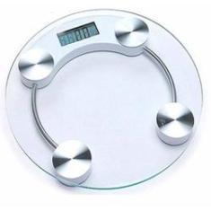 Imagem de Balança Digital Alta Precisão Até 180kg Dieta Banheiro