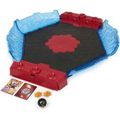 Imagem de Bakugan Battle League Coliseum, Deluxe Game Board com Exclusive Fused Howlkor x Serpenteze, para maiores de 6 anos