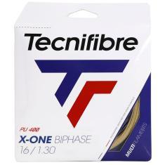 Imagem de Corda Tecnifibre X-One Biphase 16l 1.30mm Natural - Set Individual