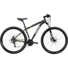 f77d90755 Bicicleta Mountain Bike Caloi Aro 29 21 Marchas Suspensão Dianteira Caloi 29  2016