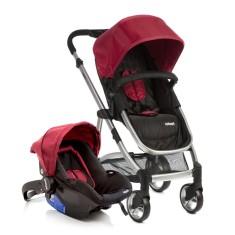 Carrinho de Bebê Travel System com Bebê Conforto Infanti Epic Lite