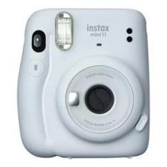Câmera Instantânea Fujifilm Instax Branco Mini 11 Ice White