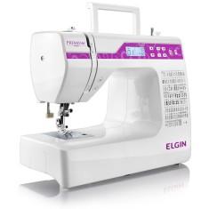 Máquina de Costura Portátil Premium JX-10000 - Elgin
