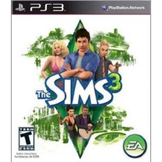 Jogo The Sims 3 PlayStation 3 EA