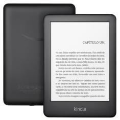 """E-Reader Kindle 8 GB 6 """" 10ª Geração - Amazon"""