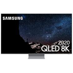 """Imagem de Smart TV QLED 75"""" Samsung 8K HDR QN75Q800TAGXZD 4 HDMI"""