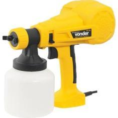 Pistola elétrica para pintura VONDER 400W PEV400 62.20.400