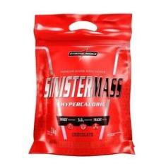 Imagem de Hipercalórico Sinister Mass 3kg C/ Creatina - Integralmedica