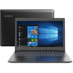 """Notebook Lenovo B330 Intel Core i3 7020U 15,6"""" 4GB SSD 120 GB 7ª Geração Windows 10"""