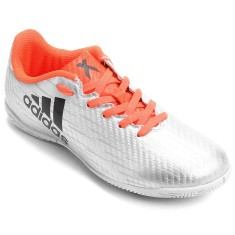 eef2d18159ed3 Tênis Adidas Infantil (Menino) Futsal X 16.4