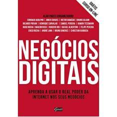 Negócios Digitais - Capa Comum - 9788545200598