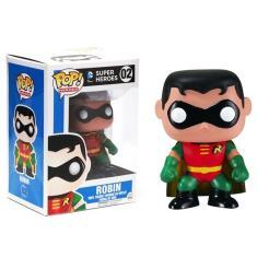 Imagem de Funko Pop Heroes Robin 02 DC Comics Super Heroes