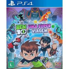 Imagem de Jogo Ben 10 Uma Super PS4 Outright Games