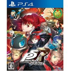 Jogo Persona 5 Royal PS4 Atlus