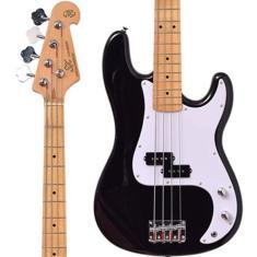 Imagem de Contrabaixo Precision Bass sx SPB57 4 Cordas Basswood Maple