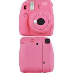 Câmera Instax Mini 9 Rosa Flamingo - Fujifilm