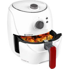 Fritadeira Elétrica Sem óleo Cadence Cook Fryer FRT560 Capacidade 3,6l Timer