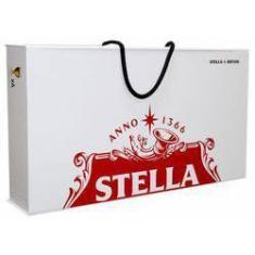 Imagem de Maleta Especial Com 4 Taças Stella Artois De 250ml - Edição Limitada