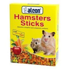 Imagem de Ração Completa Pequenos Roedores Alcon Hamsters Sticks 175G