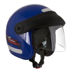 Capacete Protork Liberty Compact Summer Aberto