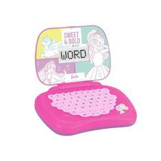 Imagem de Laptop Infantil - Barbie - Bilíngue - Candide