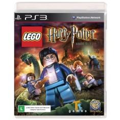 Jogo Lego Harry Potter: 5 a 7 Anos PlayStation 3 Warner Bros