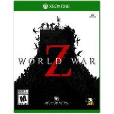 Jogo World War Z Xbox One Mad Dog
