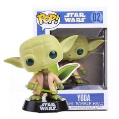 Imagem de Mestre Yoda - Funko Pop Star Wars