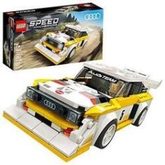 Imagem de LEGO Speed Champions 1985 Audi Sport Quattro S1 76897 Building Kit - New 2020 (250 Pieces)