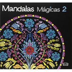 Mandalas Mágicas 2 - Nina Corbi - 9788576835042