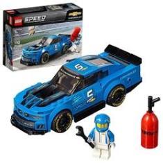 Imagem de LEGO Speed Champions Chevrolet Camaro ZL1 75891 - 198 Pieces
