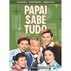 Imagem de PAPAI SABE TUDO - Segunda Temporada Completa