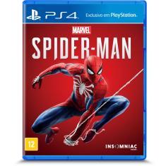 Jogo Spider-Man PS4 Insomniac
