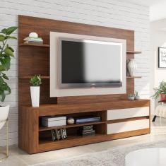Imagem de Estante Home Para Tv Até 55 Polegadas 2 Portas Modena Viero