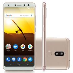 Smartphone Multilaser MS80 32GB Android 16.0 MP Câmera Dupla