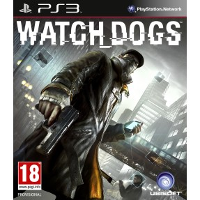 Jogo Watch Dogs PlayStation 3 Ubisoft