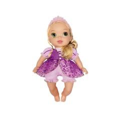 Foto Boneca Princesas Disney Baby Princesas Soft Doll Rapunzel Mimo b17aa5b25c7