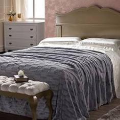 Imagem de Cobertor Plush Casal Dupla Face Percal 300 Fios 2,20x2,40m  - Plumasul