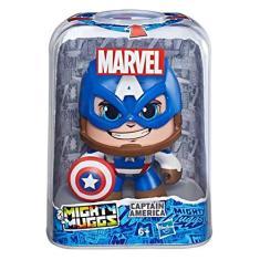 Imagem de Boneco Mighty Muggs Capitao America Marvel (e2122) - Hasbro