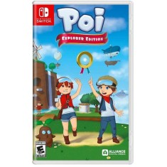 Jogo Poi Explorer Edition Alliance Digital Media Nintendo Switch