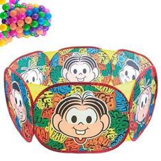 Imagem de Piscina De Bolinha Turma Da Monica com 100 Bolinhas - Zippy Toys