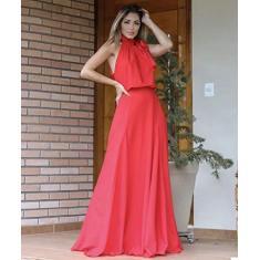 Imagem de Vestido Longo Dandara  - 38