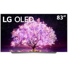 "Imagem de Smart TV OLED 83"" LG ThinQ AI 4K HDR OLED83C1PSA"
