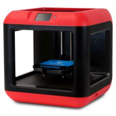 Impressora 3D FlashForge Finder Jato Plástico (PJP) Colorida Sem Fio
