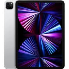 """Tablet Apple iPad Pro 5ª Geração 1.024GB 4G 11"""" iPadOS"""